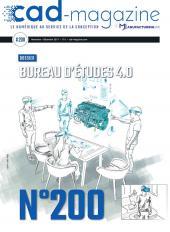 Cad Magazine 200 papier