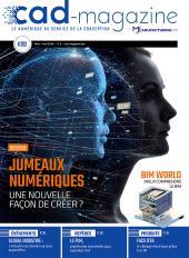 Cad Magazine 202 papier