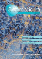 Geomatique 130-131 papier