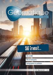 Geomatique 115 papier