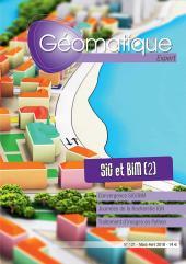 Geomatique 121 papier