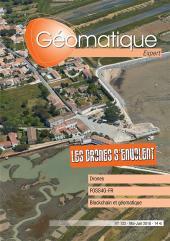 Geomatique 122 papier