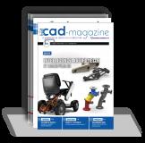 Cad Magazine 212 papier