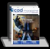 Cad Magazine 217 papier
