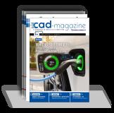 Cad Magazine 218 papier
