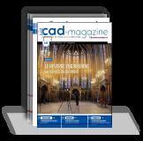 Cad Magazine 223 papier