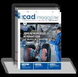 Cad Magazine 209 papier
