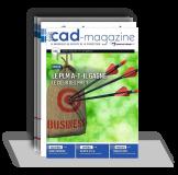 Cad Magazine 211 papier
