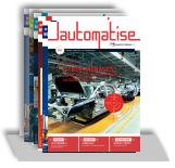 Jautomatise 114 magazine papier
