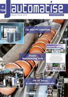 Jautomatise 104 magazine papier