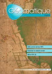 Geomatique 129 papier