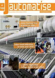 Jautomatise 103 magazine papier