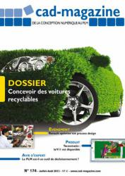 Cad-magazine 174 revue