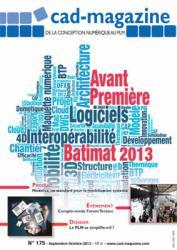 Cad-magazine 175 revue
