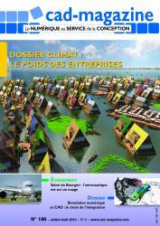 Cad-magazine 186 papier