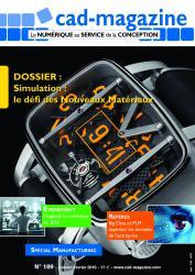 Cad-magazine 189 papier