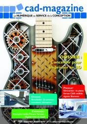 Cad-magazine 193 papier