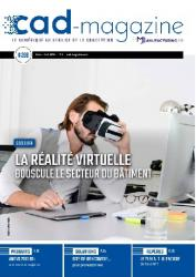Cad Magazine 208 papier