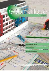 Geomatique 128 papier