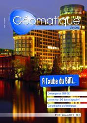 Geomatique 109 papier