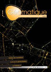 Geomatique 98 papier
