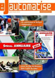 Jautomatise 95 magazine papier