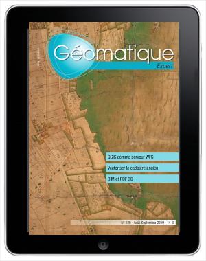 Geomatique 129 numérique