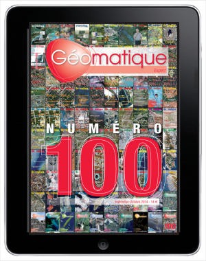 Geomatique 100 numérique