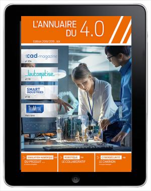 Cad Magazine 204 numérique : Annuaire du 4.0