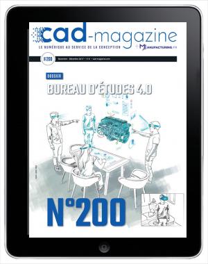 Cad Magazine 200 numérique