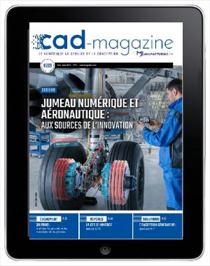Cad Magazine 209 numérique