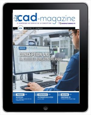 Cad Magazine 214 numérique