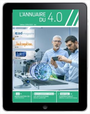Jautomatise 125 Annuaire 4.0 numérique
