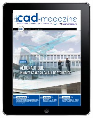 Cad Magazine 221 numérique