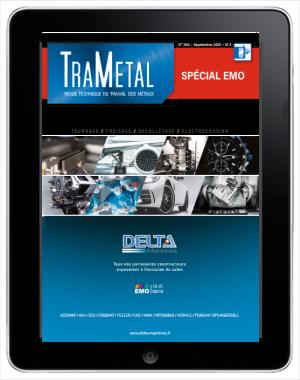 TraMetal 204 numérique