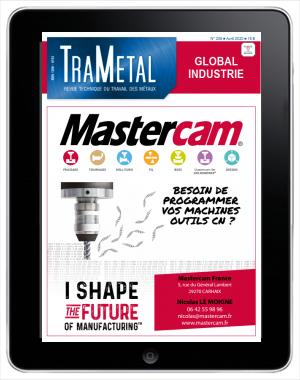TraMetal 209 numérique