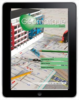 Geomatique 128 numérique