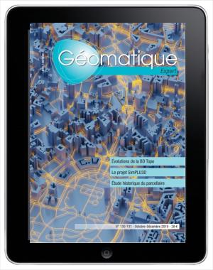Geomatique 130-131 numérique