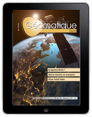 Geomatique 132-133 numérique