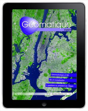 Geomatique 107 numérique