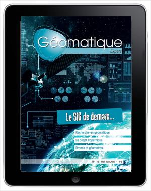 Geomatique 116 numérique
