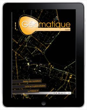 Geomatique 98 numérique