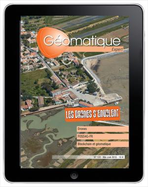 Geomatique 122 numérique