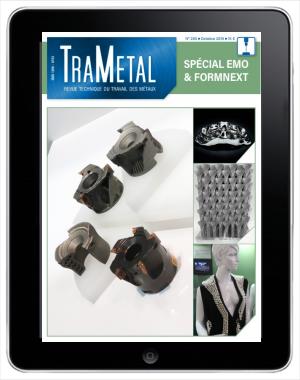 TraMetal 205 numérique