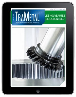 TraMetal 211 numérique